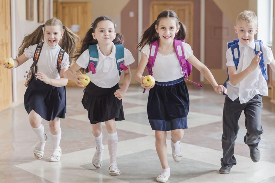 uniformes colegio Ponferrada